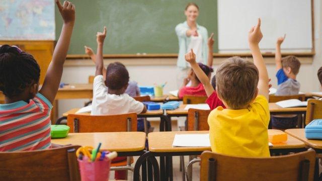 Pas de retour à l'école sans l'accord de la santé publique