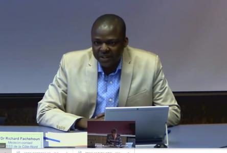 COVID-19 : le Dr Fachehoun explique la stagnation des cas sur la Côte-Nord