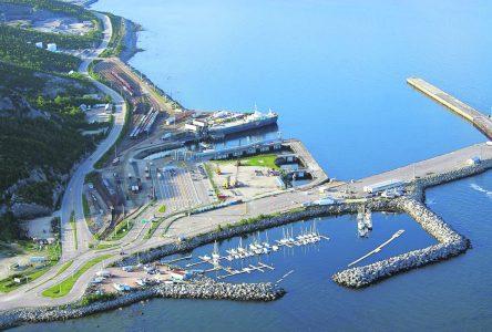 Baie-Comeau avance 600000 $ à la Corporation du port