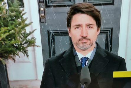 Justin Trudeau : « Il faut suivre l'exemple des héros de Vimy »
