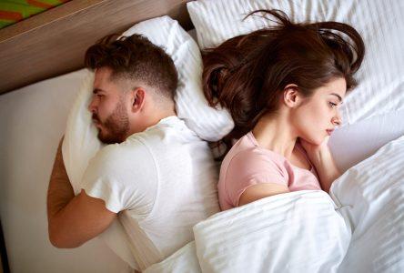 COVID-19 : la vie sexuelle peut souffrir du confinement