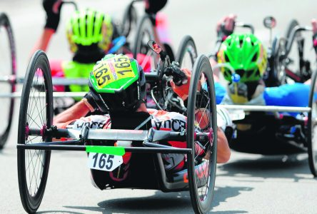 Pas de paracyclisme en 2020 à Baie-Comeau