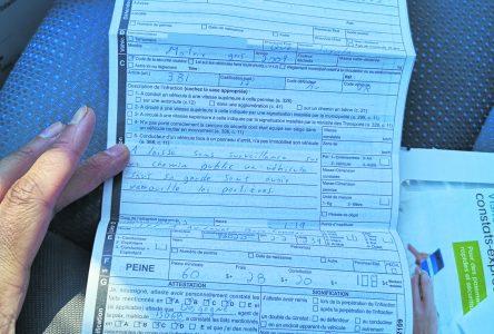 Un constat d'infraction pour des portes déverrouillées… trois semaines plus tard