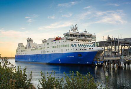 La STQ augmente ses traversées entre Matane et la Côte-Nord