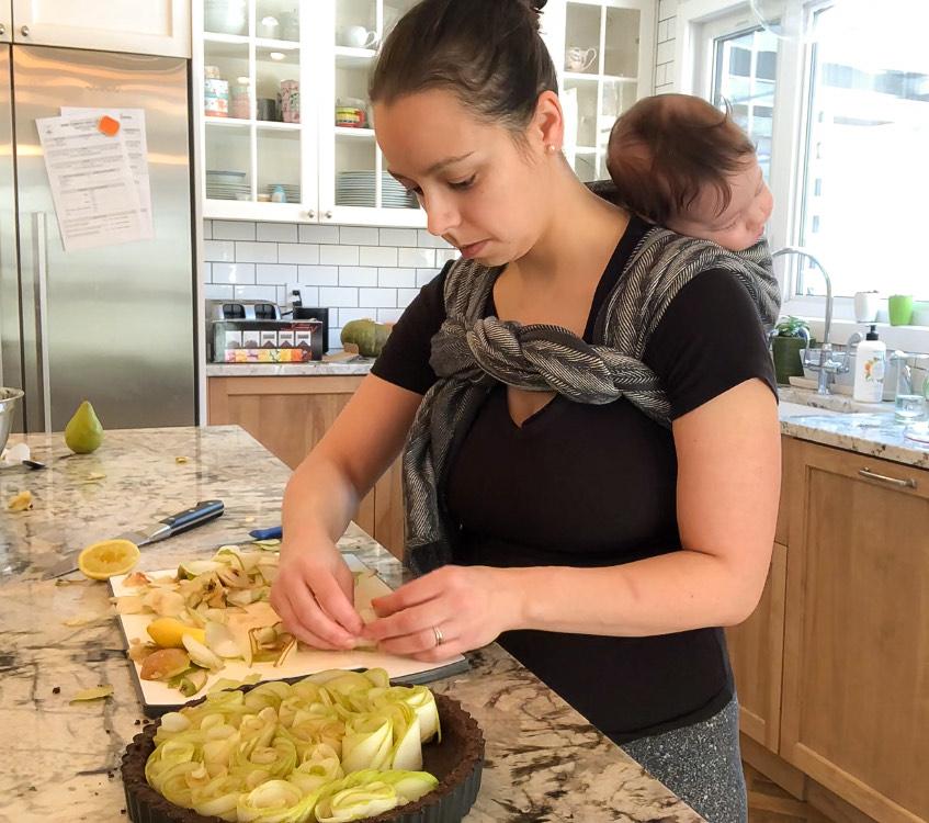Emilie transforme ses pâtisseries en chefs-d'œuvre