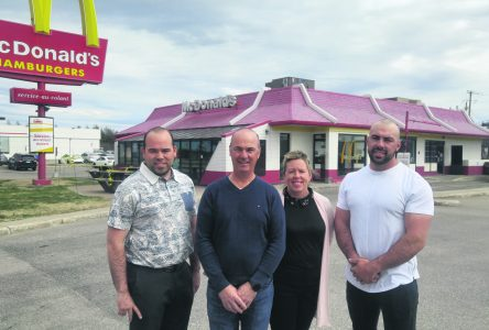 Jacques Bérubé acquiert les restaurants McDonald's de Baie-Comeau et Forestville