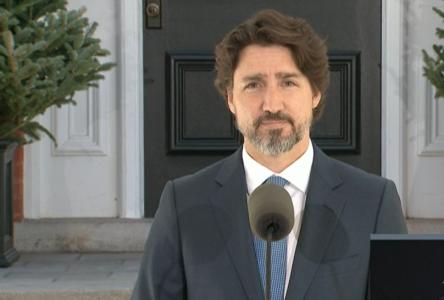 Justin Trudeau n'est pas prêt à déposer un budget