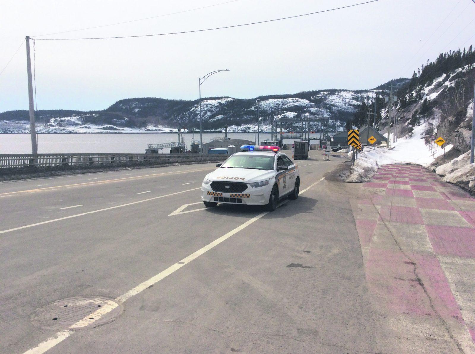 Québec confirme la levée du barrage de la Côte-Nord lundi