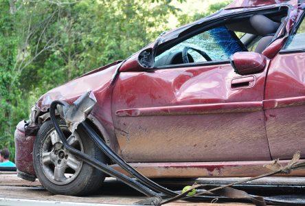 Bilan routier 2019 : baisse du nombre d'accidents sur la Côte-Nord