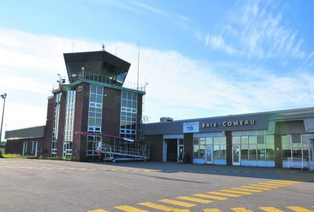 Le service aérien de la STQ payant pour la MRC en 2019