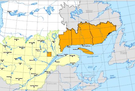 Les feux à ciel ouvert à nouveau permis dans la Manicouagan et la Haute-Côte-Nord