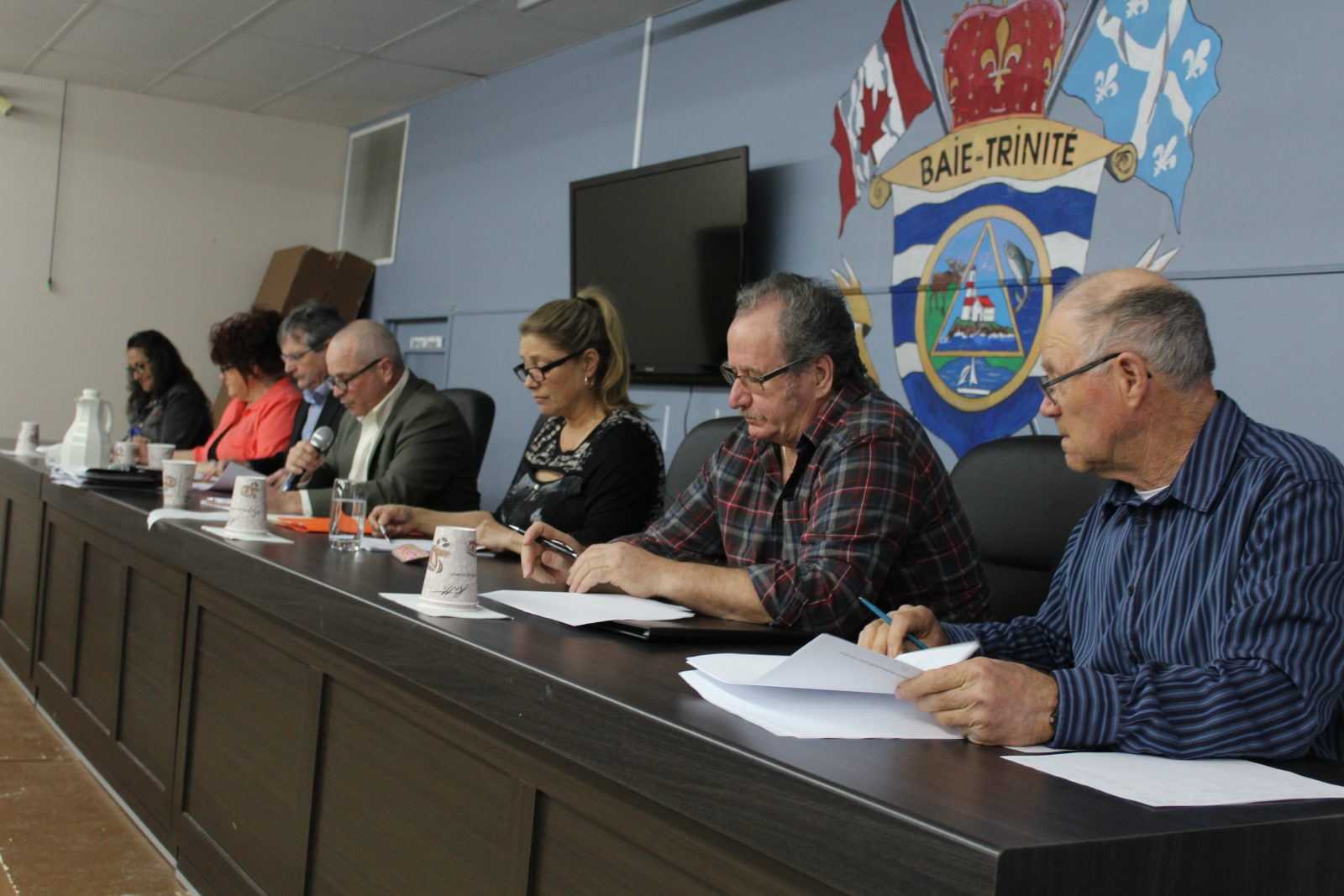 Baie-Trinité : une acquisition qui mène à la démission d'un conseiller