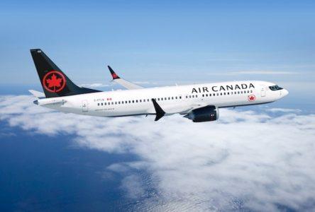 (Mise à jour) Air Canada laisse tomber la Côte-Nord