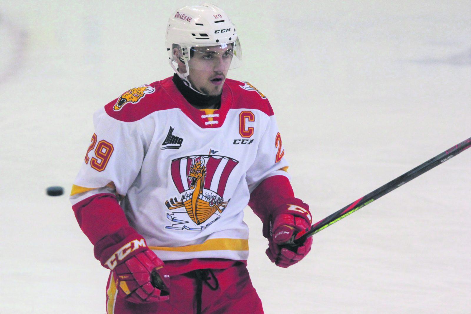 Nathan Légaré oublié par Équipe Canada junior