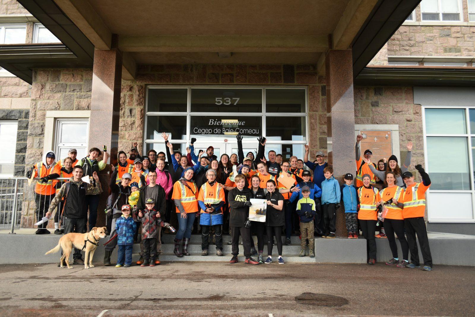 Un groupe citoyen pour l'environnement