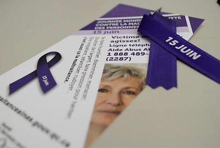 Le 15 juin, c'est la Journée mondiale de sensibilisation à la maltraitance des personnes âgées