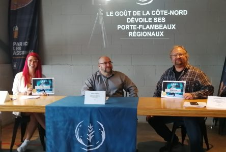 Le Goût de la Côte-Nord poursuit son travail de promotion des produits locaux