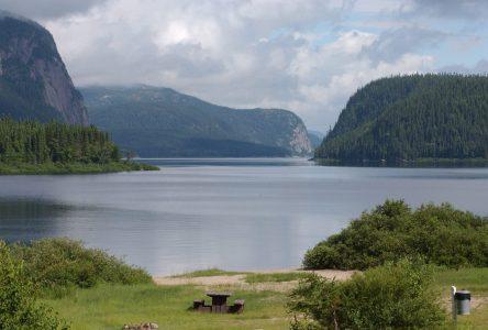 La dame portée disparue au lac Walker a été localisée