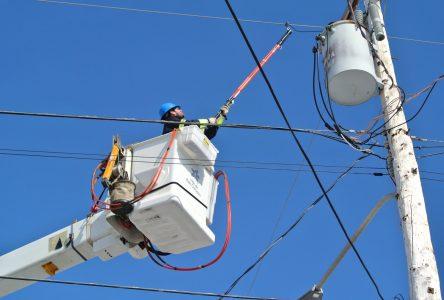 Coupure d'électricité pour une partie du secteur Marquette lundi matin