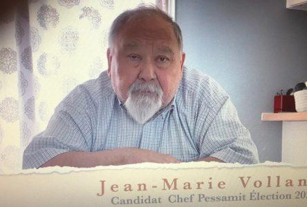 Jean-Marie Vollant est le nouveau chef de Pessamit