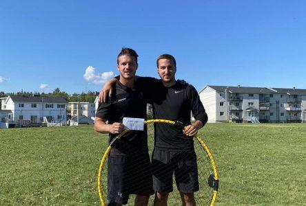 Spikeball : l'intérêt prend de l'ampleur à Baie-Comeau
