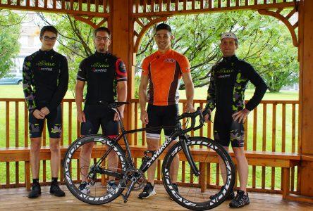 Cyclisme : des coureurs de Baie-Comeau aux championnats québécois
