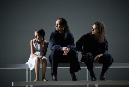 Fleuve de Sylvie Drapeau lance la saison artistique
