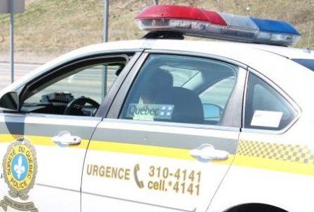 164 contraventions remises par la SQ sur la Côte-Nord lors d'une opération en sécurité routière