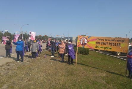 La grève est terminée dans les garderies en milieu familial