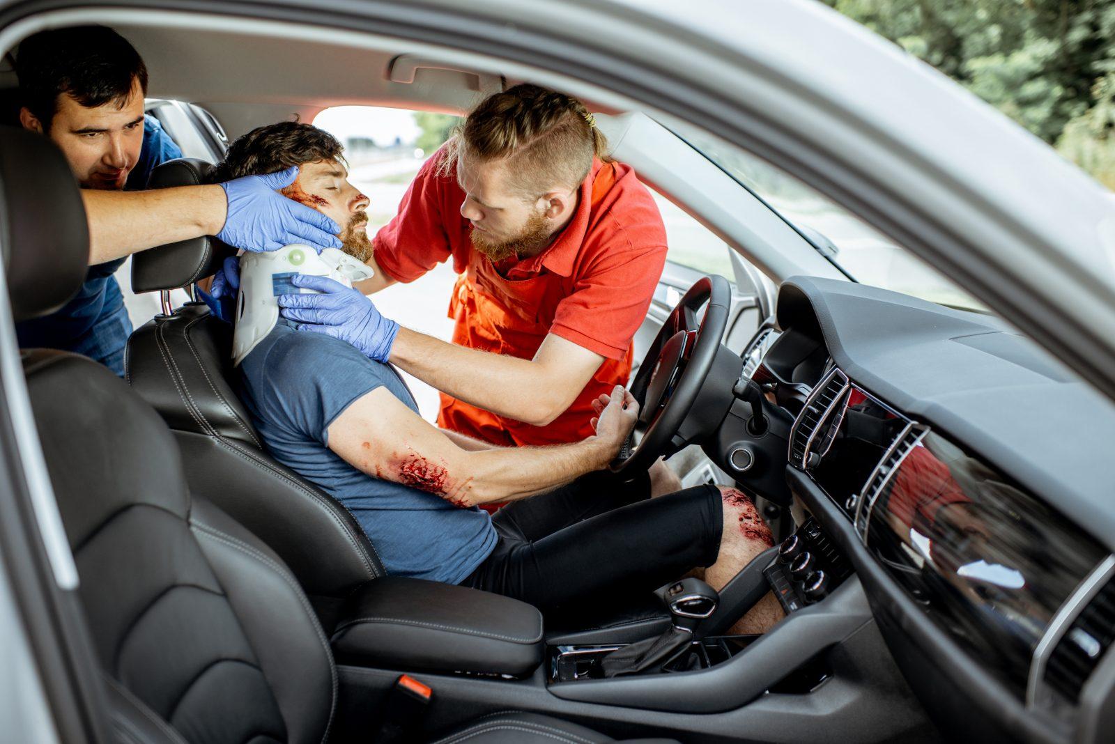Une exposition sur les risques de la route