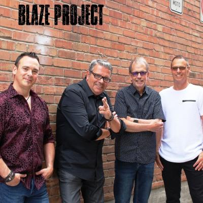 Blaze Project prend d'assaut le Centre des arts