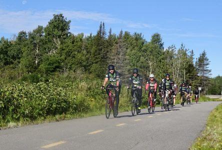 La Randonnée Vélo-Vallée rapporte 46 000 $