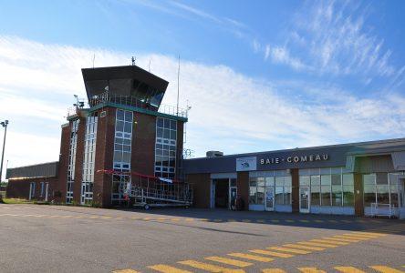 Aide liée à la COVID : Québec oublie les aéroports régionaux