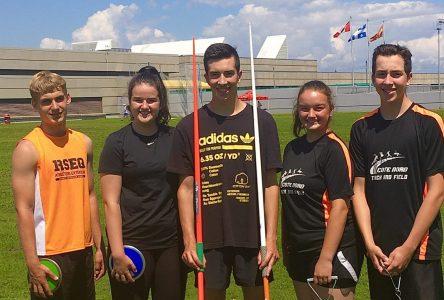 Athlétisme : sept membres du club de Baie-Comeau classés comme athlètes de haut niveau