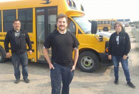 Gabriel Desjardins et Autobus Manic : un travail d'équipe payant