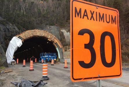 La prudence reste de mise près des chantiers routiers