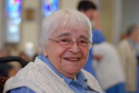 La fondatrice de la Famille Myriam Beth'léhem s'est éteinte