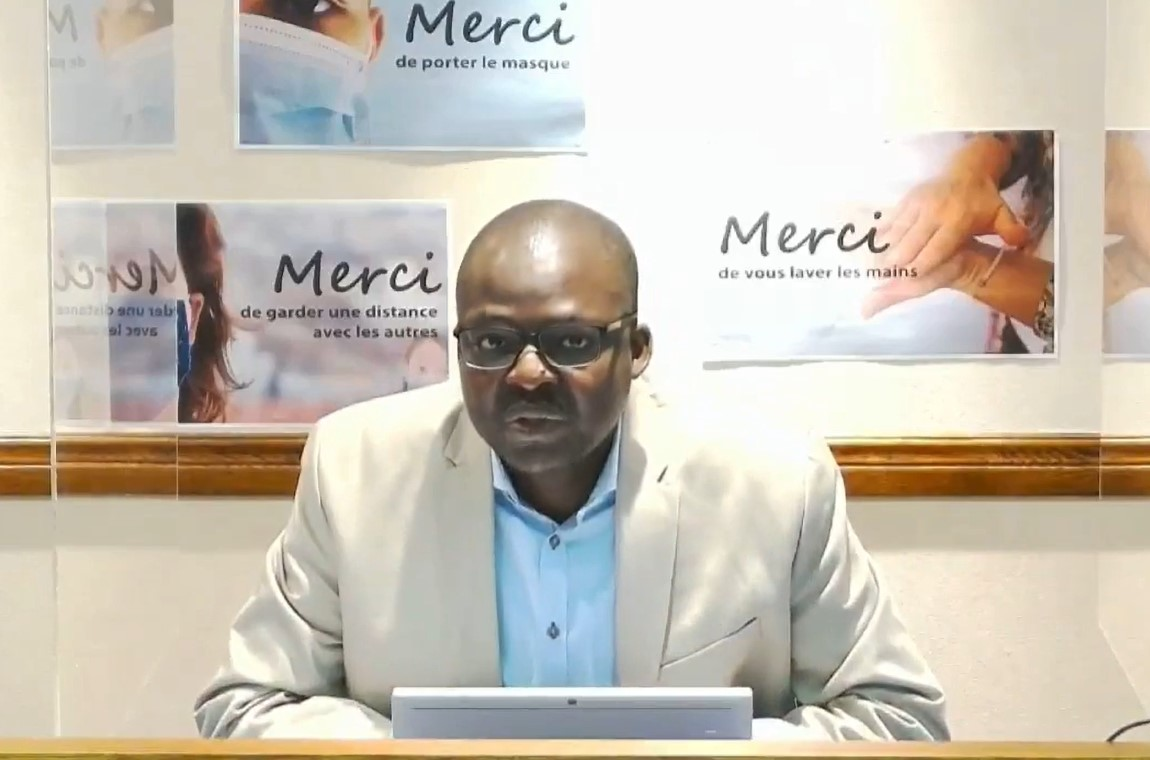 COVID-19 : « La situation reste préoccupante » – Dr Richard Fachehoun