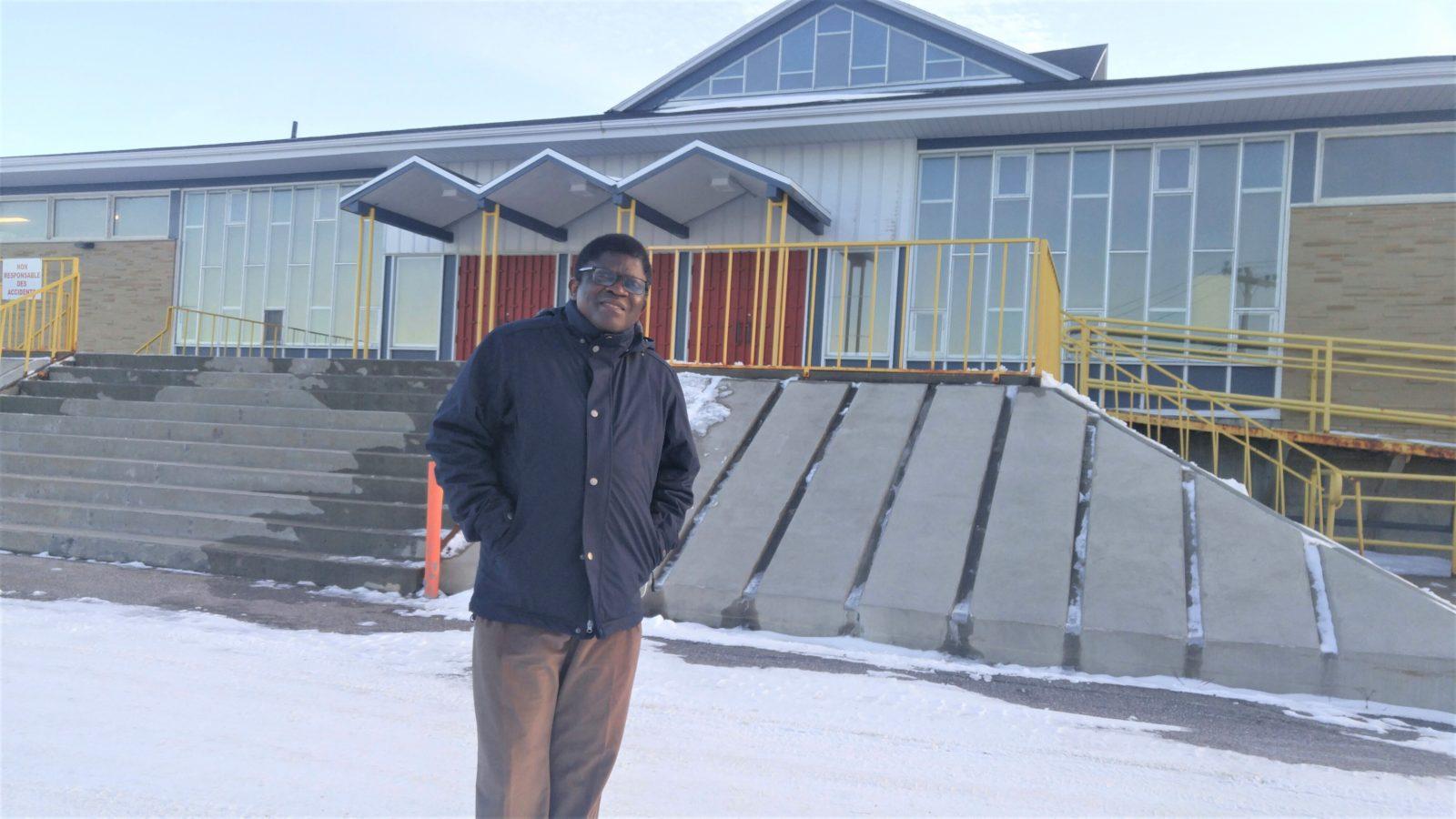 Le Noël d'espérance et de solidarité de l'abbé Muamba