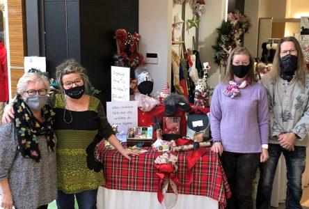 Des artisans de la région exposent au Centre Manicouagan