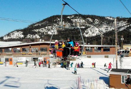 Le mont Ti-Basse devrait ouvrir avant Noël