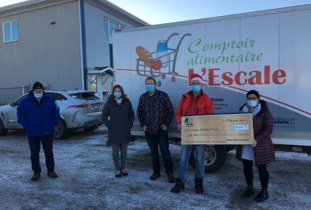 La Fondation Résolu distribue 40 000 $ dans le milieu