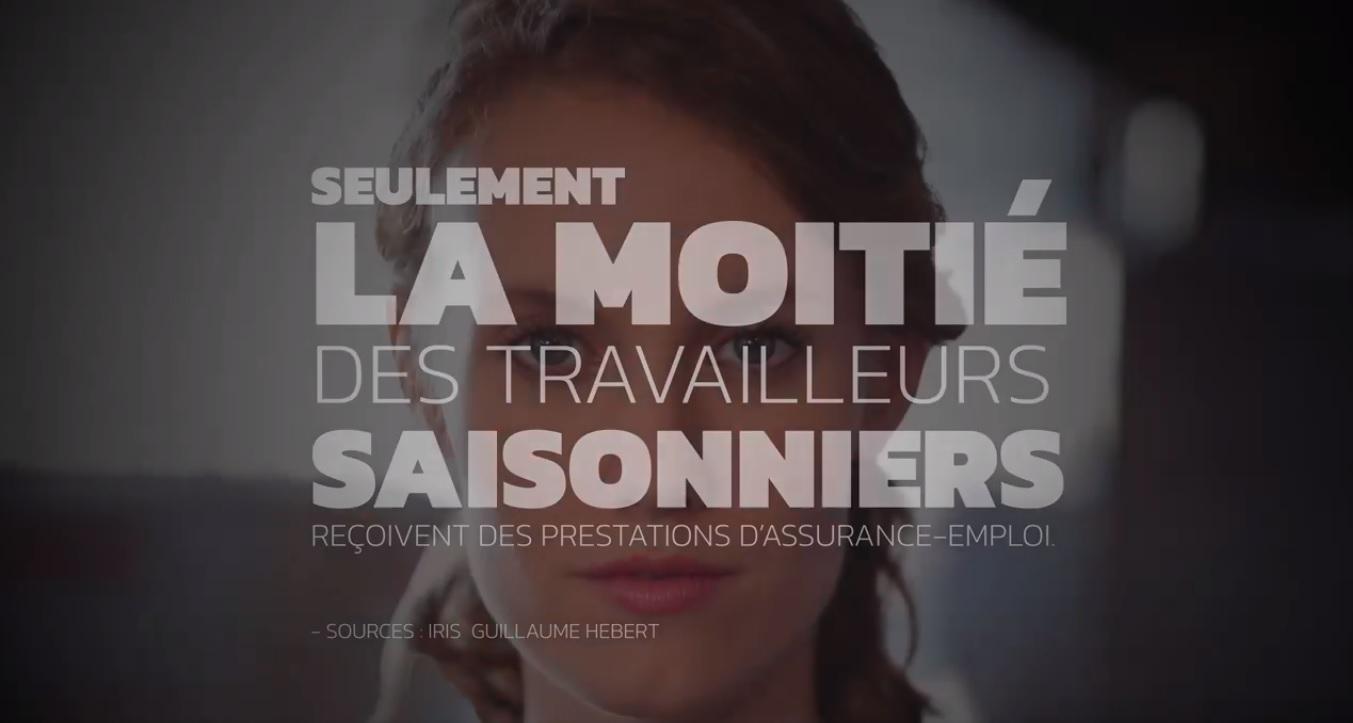 Action-Chômage Côte-Nord veut défaire les préjugés sur les chômeurs