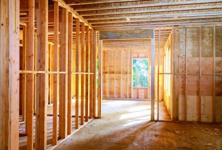 La disette se poursuit dans la construction résidentielle à Baie-Comeau