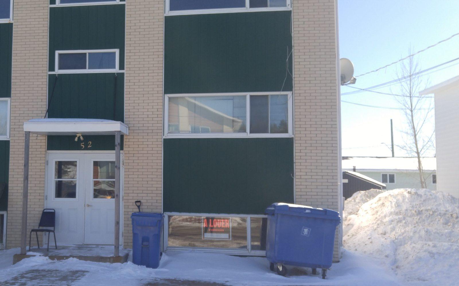 Le nombre de logements vacants se raréfie à Baie-Comeau